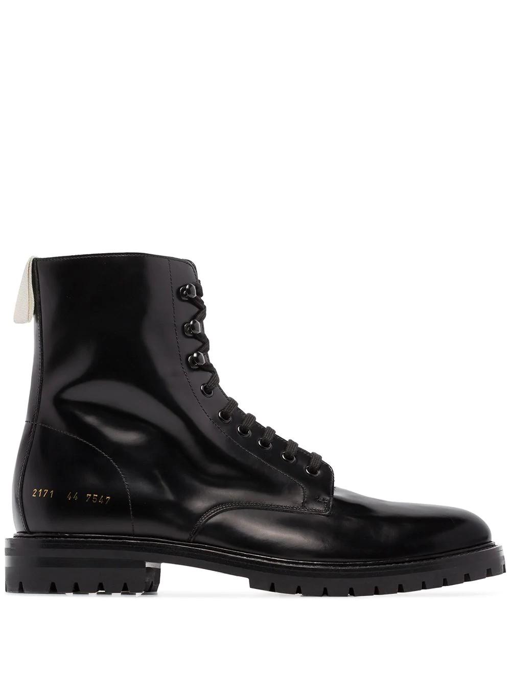 Combat Boot w/ Lug