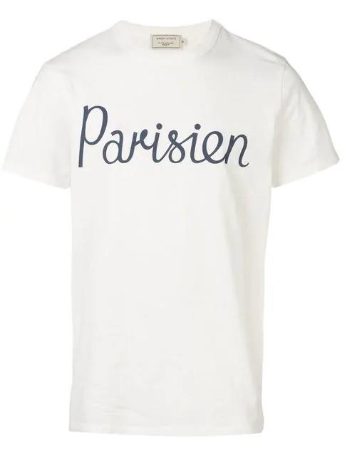 PARISIEN CLASSIC TEE-SHIRT