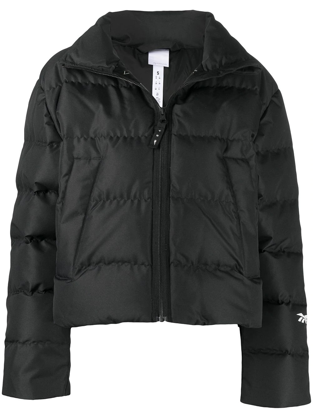 RBK VB CROPPED PUFFER