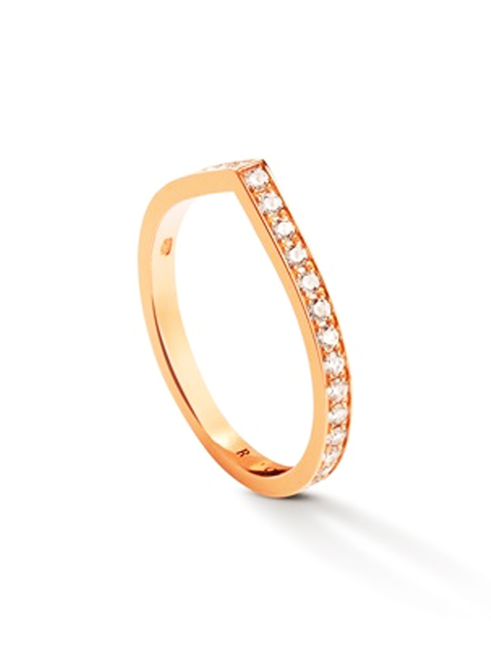 Anfiter Ring one paved row