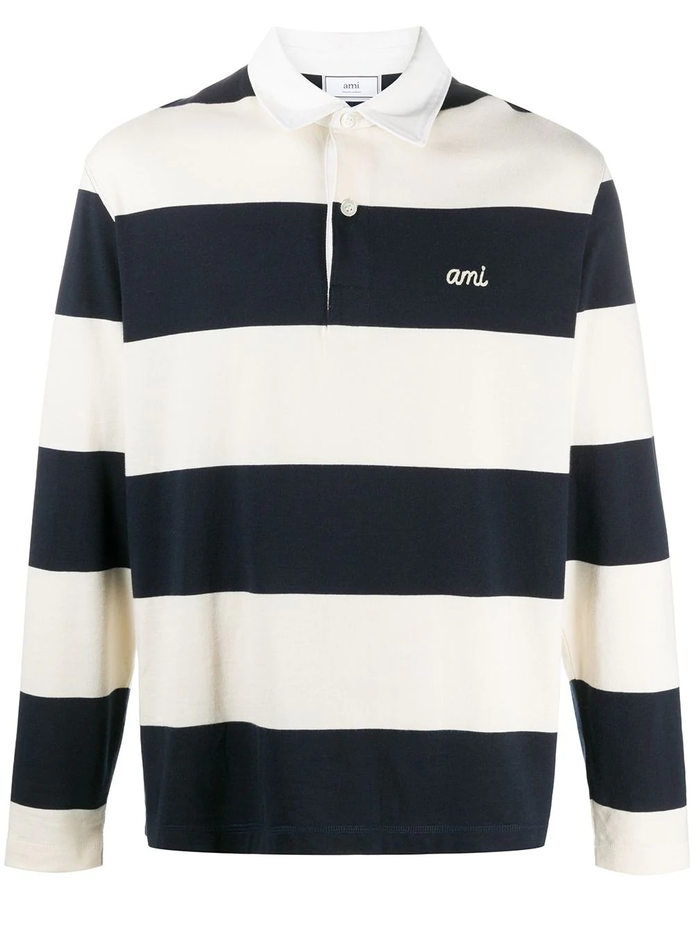 1ST DELIVERY POLO RAYURES RUGBY