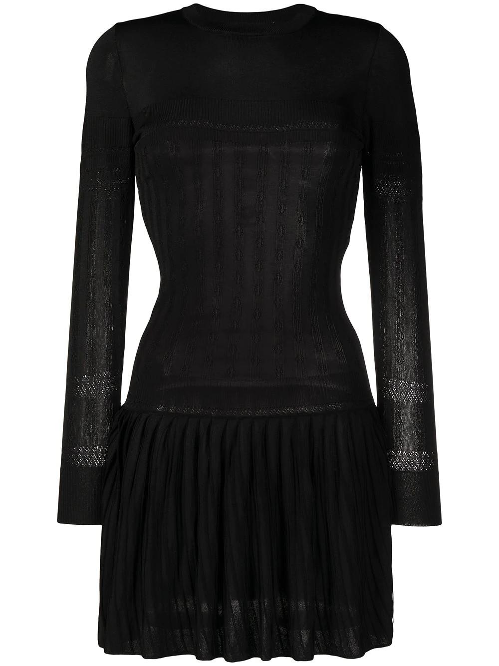 ROBE SHORT DRESS