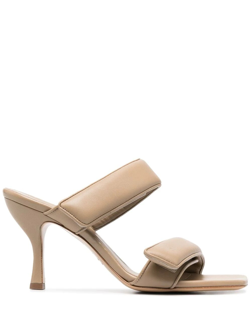 80 MM TWO STRAP SANDALS