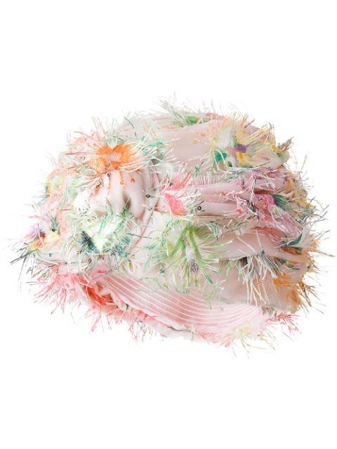 HIROMI TURBAN 21SS WILD FLOWERS MULTI