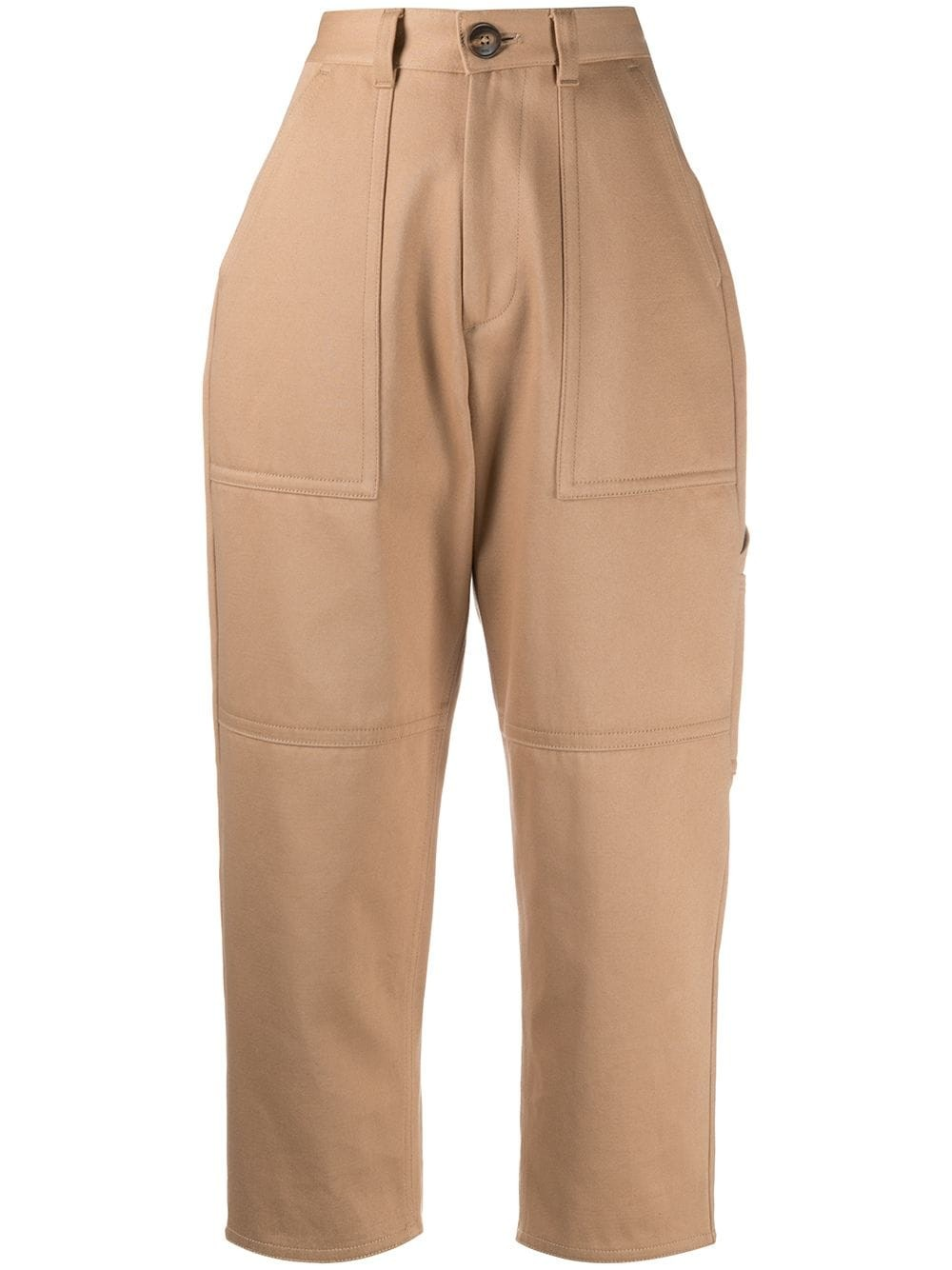 WORKER FIT TROUSERS